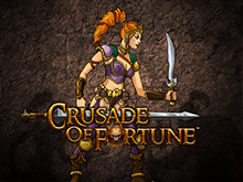 Играть онлайн Crusade Of Fortune